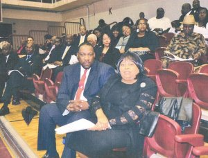 Minister Boswell is married to the multi-talented, COGIC, Huntsville District Elect Lady, Carolyn A. Boswell.