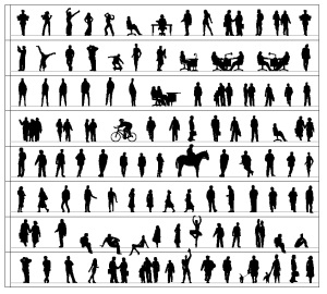 AUG 2013 CADblocks_people_silhouette_collection1