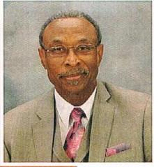 Dr. Terrell Harris Jr. Fourth Administative Assistant to the Bishop at COGIC AL 1st Jurisdiction,  Superindendant of the Huntsville Distict & Pastor of True Light COGIC, Huntsville AL