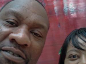 BIG FACES Reggie & Carolyn