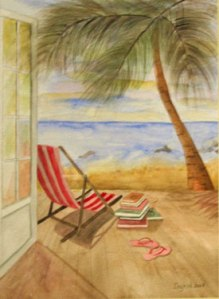BE WELL TODAYBeach-Chair-&-Books