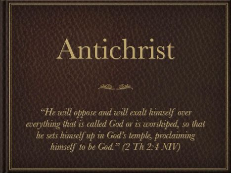 antichrist 2 thess 2 4
