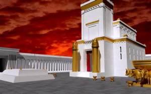 Jerusalem Temple, Source: Templecommons.wikimedia.org