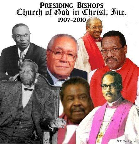 1 COGIC Bishops