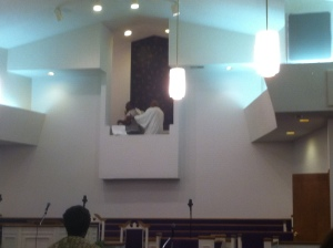 1X Baptism of Reginald Boswell @ True Light COGIC 2011